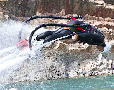 Chepstow Flyboard Experience