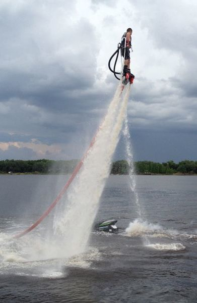 Midlands Flyboarding Experiences at Tattershall Lakes