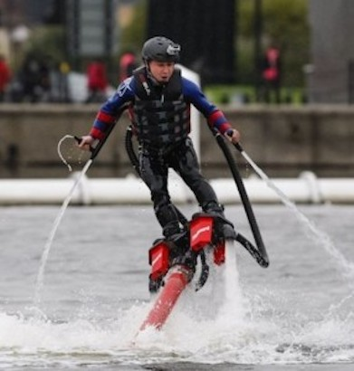 Docklands Flyboard Experience